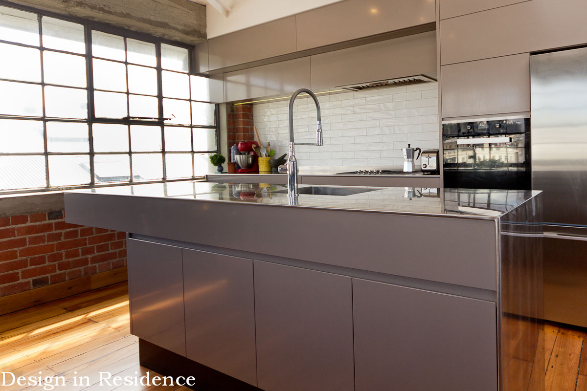 Our work design in residence for Kitchen design nz